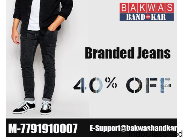 Online Branded Jeans, T-shirt, Watches and Customised Mugs