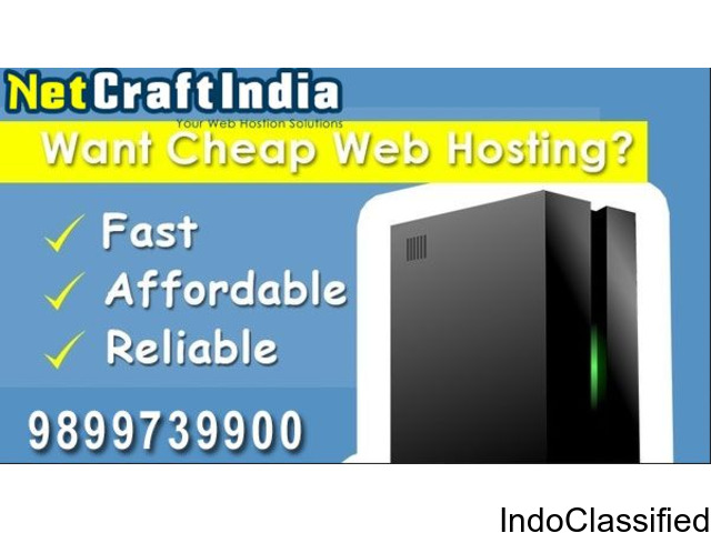 Cheap and best domain hosting in India