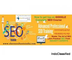 Want to master SEO techniques and skills? Join SEO Training course from SLA Consultants Noida