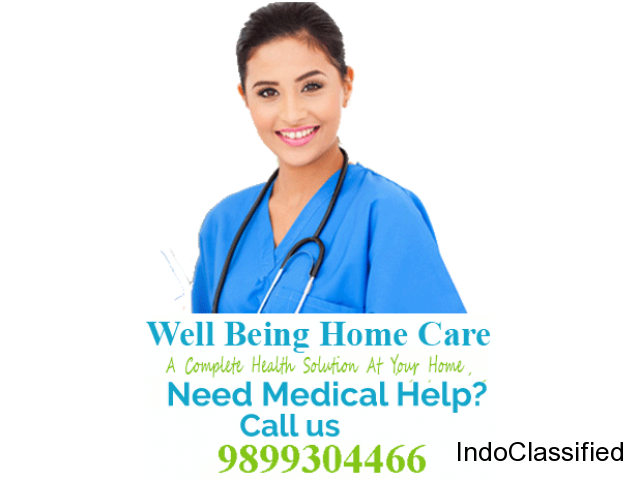 Female Attendant For Patients In Delhi