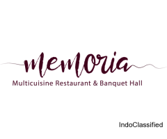 Memoria Multi Cuisine Restaurant and Banquet Hall