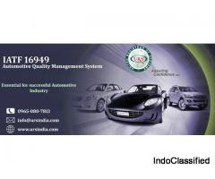 IATF 16949 for Automotive in Manesar