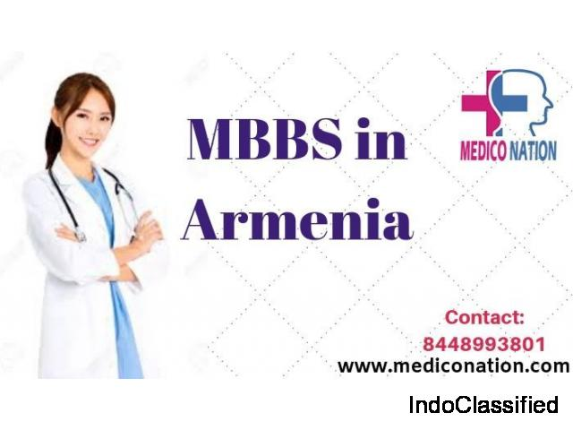 MBBS in Armenia | MBBS Admission in Armenia – Mediconation