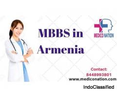 MBBS in Armenia | MBBS Admission in Armenia – Mediconation