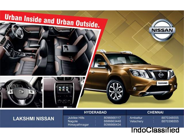 Best showroom for Nissan cars in Chennai | Lakshmi Nissan