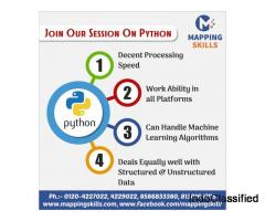 Best PYTHON Training IN greater Noida
