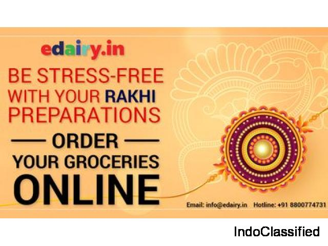 Shop Groceries Online and Get 10% discount