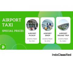 Airport Taxi services in Bangalore