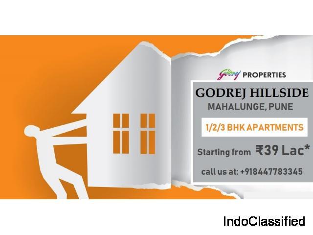 Godrej Mahalunge Pune | Ek Visit Toh Banti hai | Godrej Hillside Pune