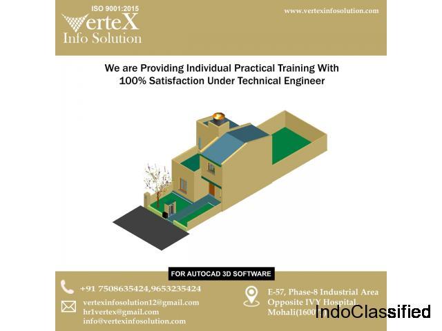 CAD Institute | AutoCAD Institute In Mohali | AutoCAD Training