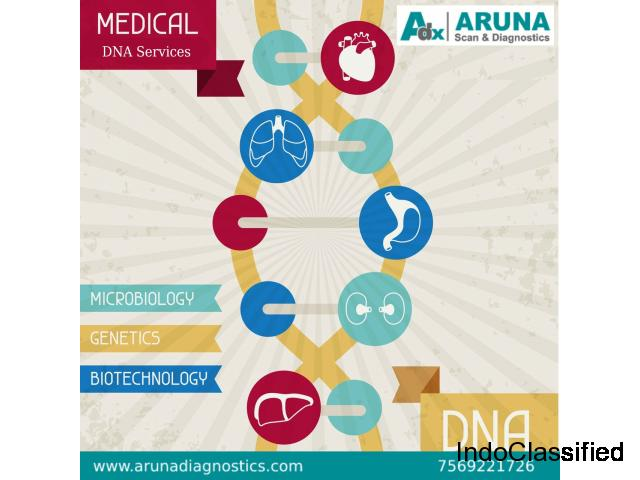 DNA Testing Services | Aruna Diagnostics