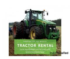 Looking For Farm Tractor Rental Near Me, Farmease Is Here