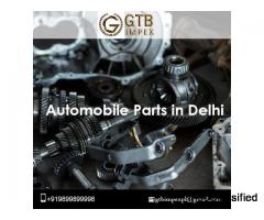 Automobile Parts in Delhi