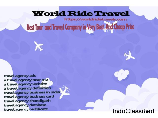 Best  tour and travel Company in Ludhiana In Very Cheap Price