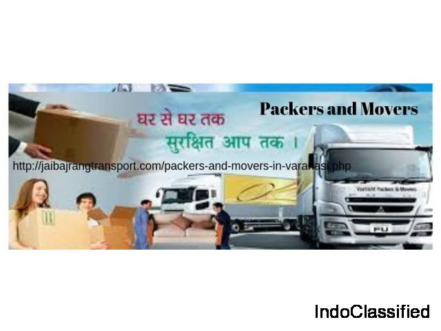 Packers and Movers service in Varanasi.