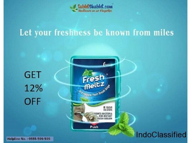 Buy Freshmeltz Oral Hygiene at Best Price|TabletShablet