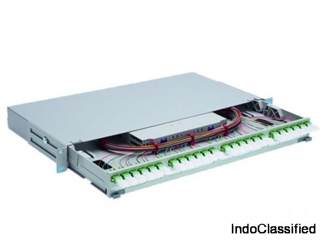 R&M Fiber LIU 24 Port Loaded MM LC-R220043 in Delhi