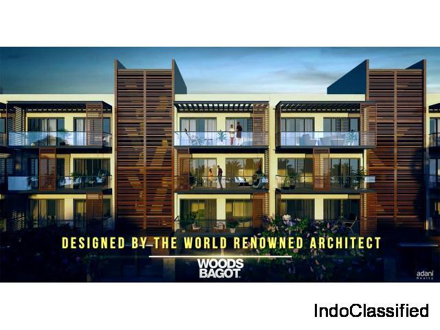 Adani Samsara- Luxury Villas Floors