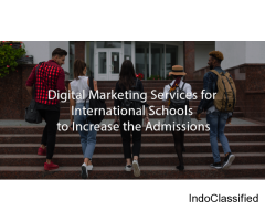 Digital Marketing services for International schools to increase the Admissions - GeeksChip