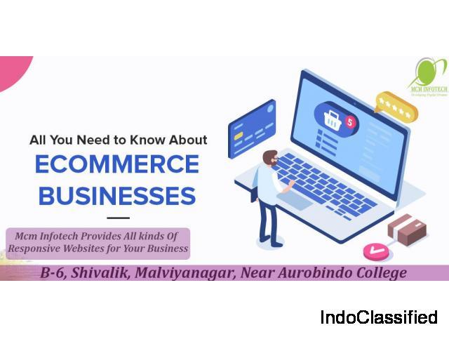 Best Web Designing Company in New Delhi   MCM InfoTech