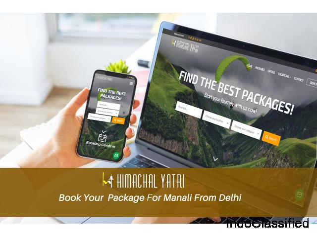 Budget Hotel In Manali | Budget Package Tour For Manali