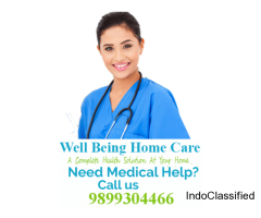 Patient Care Services in Delhi