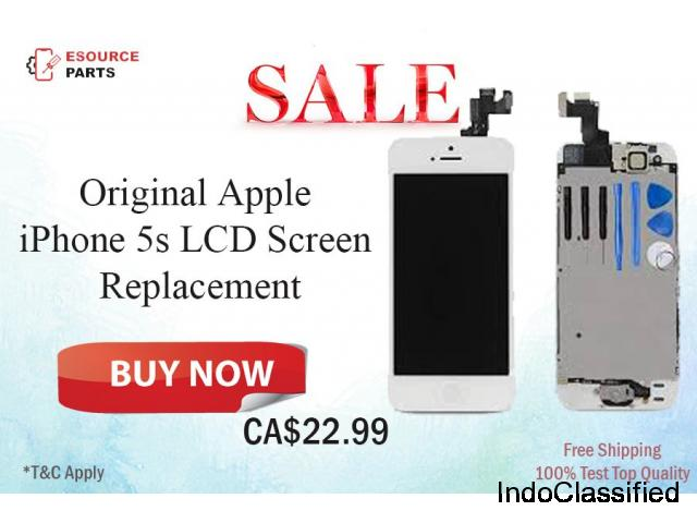 Buy For iPhone 5S Full Set LCD Screen Replacement - Esource Parts