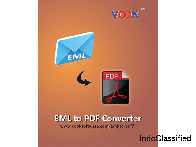EML to PDF Converter to Print Multiple EML Files to PDF with Attachments