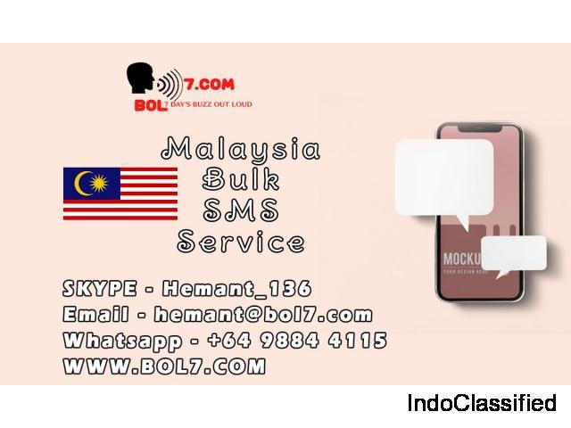 Bulk SMS Service In Malaysia