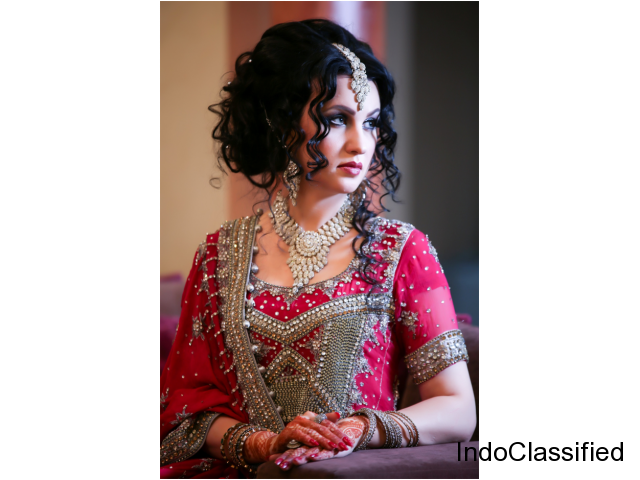 Best bridal makeup salon in Mumbai: Desire's saloon