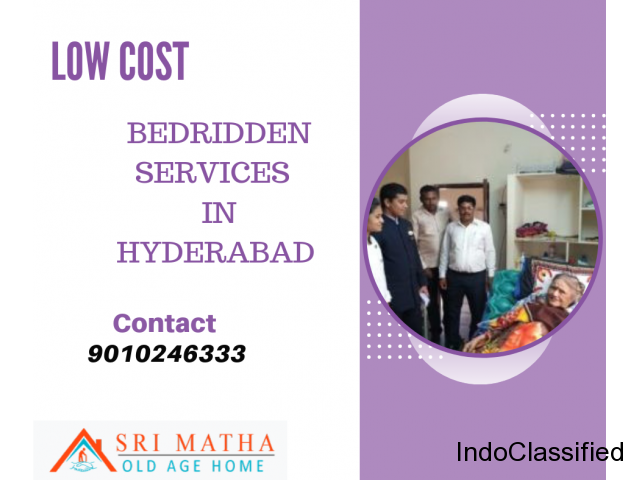 Best Old Age Home In Hyderabad | SRIMATHA OLD AGE HOME
