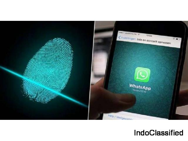 Whatsapp Fingerprint Lock feature is now available for Android