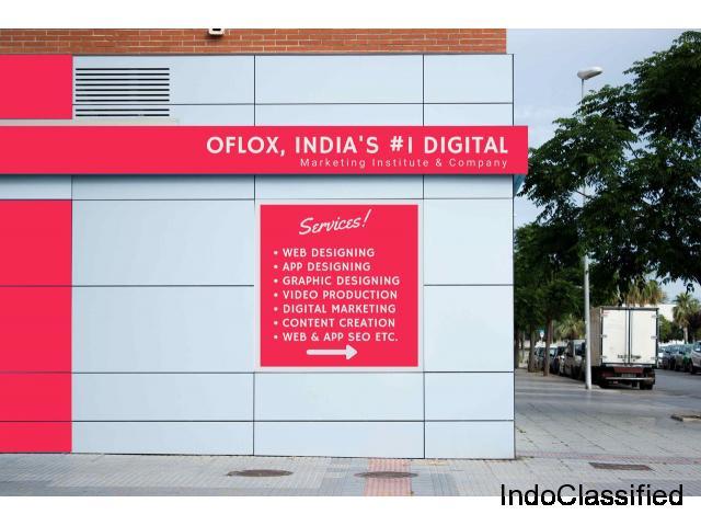 Oflox India's #1 Digital Marketing Institute & Company