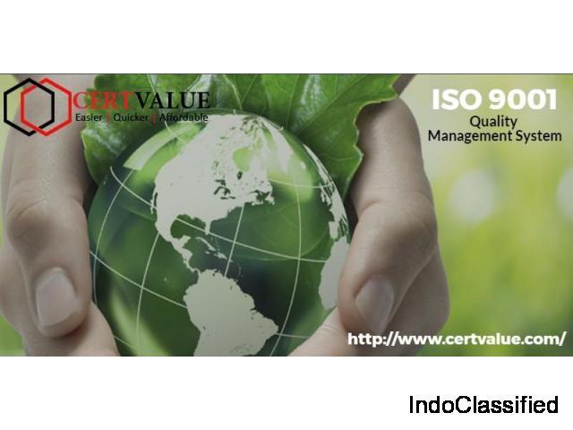 ISO 9001 consultancy in Hyderabad