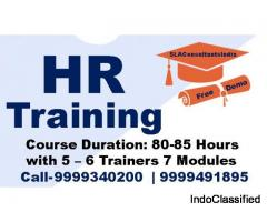 Attend Best HR Generalist Training Course in Delhi at SLA Consultants India