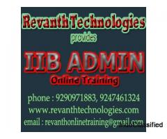 IIB Admin Online Training