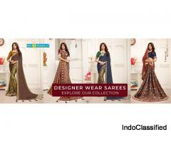 Buy Designer Sarees in Surat at Reasonable Price