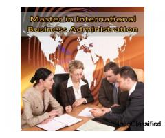 Master in International Business Administration from Guglielmo Marconi University