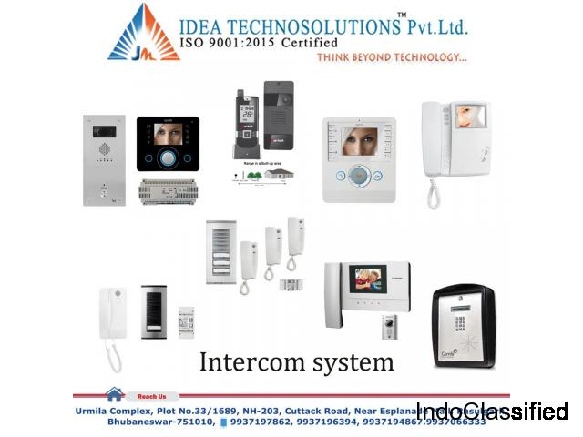 Intercom System Supplier in Bhubaneswar