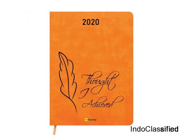 Every writer's delight is 2020 diary planner