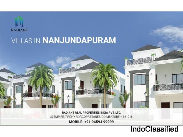 Villas at Nanjundapuram | Best Villas in Nanjundapuram
