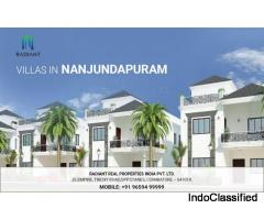 Villas at Nanjundapuram | Best Villas in Nanjundapuram