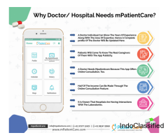 How mPatientcare beneficial for Hospitals?
