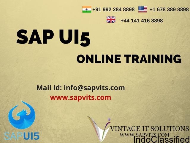 SAP UI5 Online Training in Pune