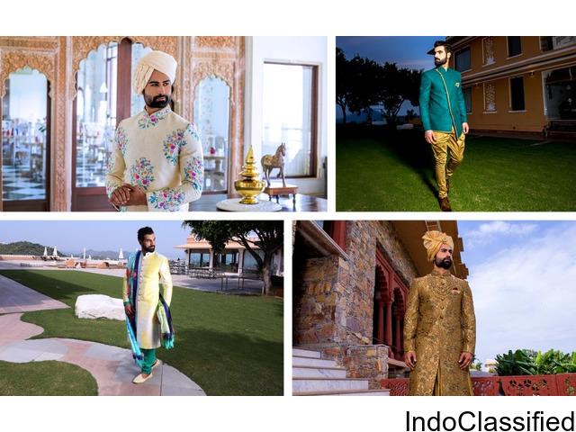 Mens ethnic wear collection vadodara