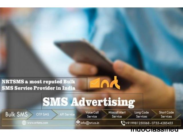 SMS Advertising In India - NRT SMS