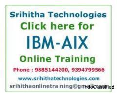 IBM AIX Online Training