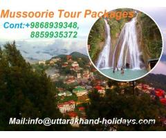 Explore Mussoorie Tourism with Uttarakhand Holidays Pvt. Ltd.