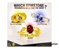 Buy Gemstones Online | Gemstone Universe as per astrology