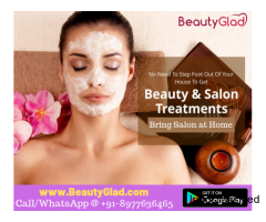 BeautyGlad - Best Salon Services at Home